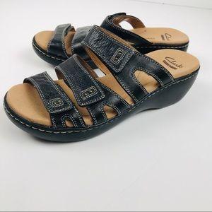 Clark's Women's Adjustable Sandal 6.5 Wide